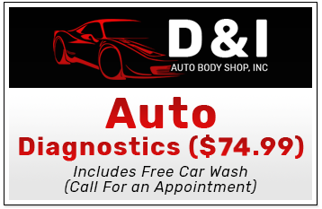 Auto Diagnostics ($74.99) - Includes Free Car Wash (Call For an Appointment)