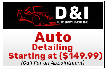 Auto Detailing Starting at ($149.99) - (Call For an Appointment)